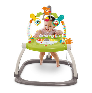 Woodland Friends SpaceSaver Jumperoo™