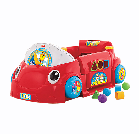 Laugh & Learn™ Smart Stages™ Crawl Around™ Car
